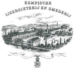 IJzer uit Herentals. IJzergieterij en Smederij Van Aerschot