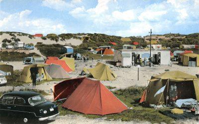 Camping Lombardsijde, collectie Gemeente Middelkerke