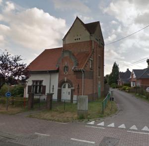 Hallebaan 5, Zandhoven