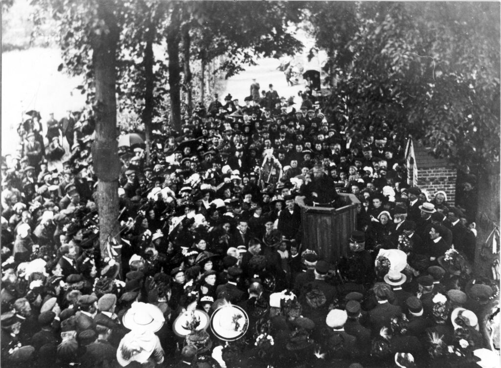 Heggeprocessie 1912